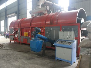 carbonization equipment